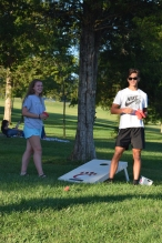 Movie Night 2018 - Cornhole Teens