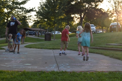 Movie Night 2018 - More Hopscotch Kids